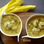 Orientalna zupa...