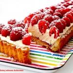 Wyjątkowo smaczna tarta...