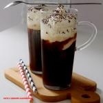 Kawa mrożona bez mleka...