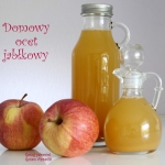 Domowy ocet jablkowy - ni...