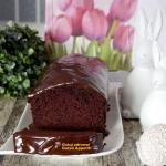 Babka czekoladowa na...