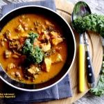Kokosowe curry z kurczaka...