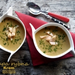 Zupa rybna - krem