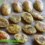 Pieczone ziemniaki z rozm...