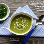 Zupa krem z brokuła na...