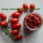 Suszone pomidory w oleju...