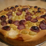Ciasto drozdzowe z winogr...