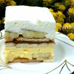 Banoffee ciasto bez piecz...