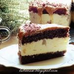 Tort gruszkowo-kajmakowy ...