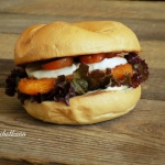 Fish burger + film