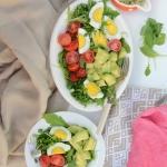 Szybka salatka z awokado ...