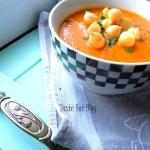 Zupa krem z pomidorow wsz...