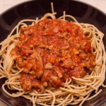 SPAGHETTI BOLOGNESE FIT -...