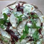 Pełnoziarnista pizza z...