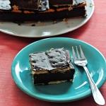 Kakaowe ciasto z kaszy ma...