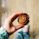 Dyniowe cinnamon rolls. O...