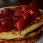 Zdrowe pancakes prosto z ...