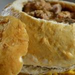 Chlebki z gulaszem mam-...