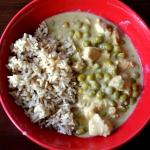 Zielone curry podbiło...