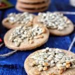 Ciasteczka Slonecznikowe