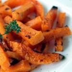 Dyniowe Frytki (Pumpkin C...