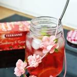 Owocowa mrozona herbatka