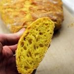 Chleb z garnka z...