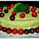 Sernik brokulowy
