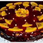 Ciasto czekoladowo-serowe...