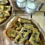 Wytrawne scones z oliwkam...