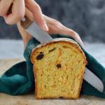 Jesienny domowy chleb z...