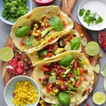 Tacos z tortilli! Na obia...