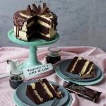 OBŁĘDNY TORT CZEKOLADOW...