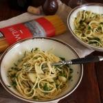 Spaghetti Aglio Olio....