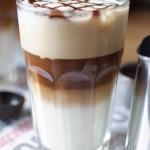 Trójwarstwowe latte!...