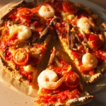 Dietetyczna pizza z krewe...