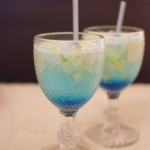 DRINK Z BLUE CURACAO I ML...