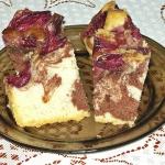 Ciasto śliwkowe z...