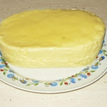 Domowy żółty ser