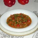 Zupa warzywna pikantna