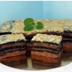 Ciasto na herbatnikach  b...