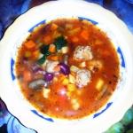 Zupa meksykańska...