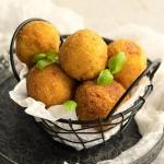 Arancini- ryzowe kulki