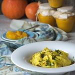 Dyniowe pappardelle z...