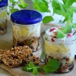 Owocowo jogurtowe sniadan...