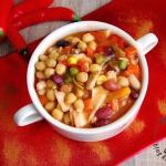 Meksykanska zupa z ciecio...