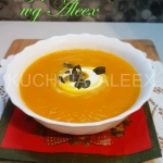 Zupa dyniowa wg Aleex