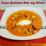 Zupa dyniowa Ewy wg Aleex...