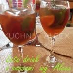Letni drink z owocami wg ...