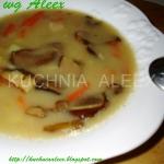Zimowa zupa grzybowa wg...